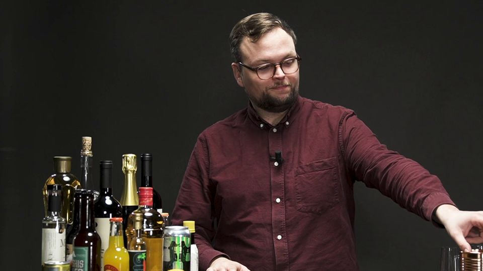 Besser trinken mit Ben: Schnaps