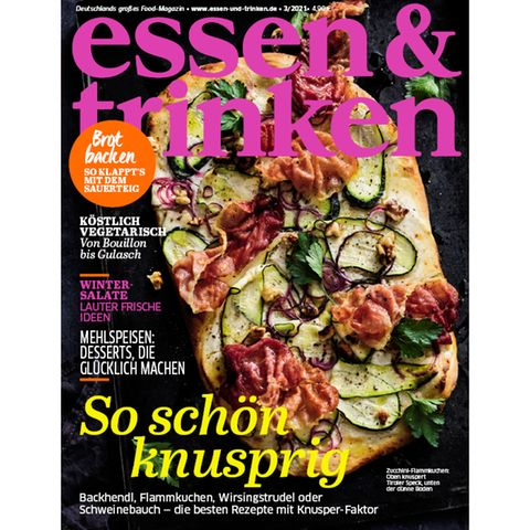 Neue Food-Trends