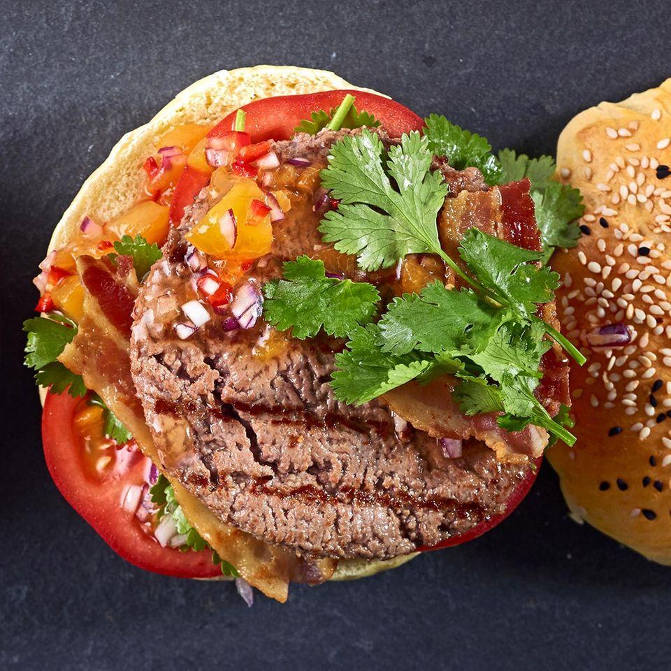 Burger Patty: unverzichtbar für saftige Burger