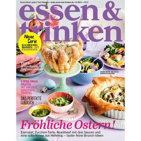 essen & trinken Ausgabe 04/2021