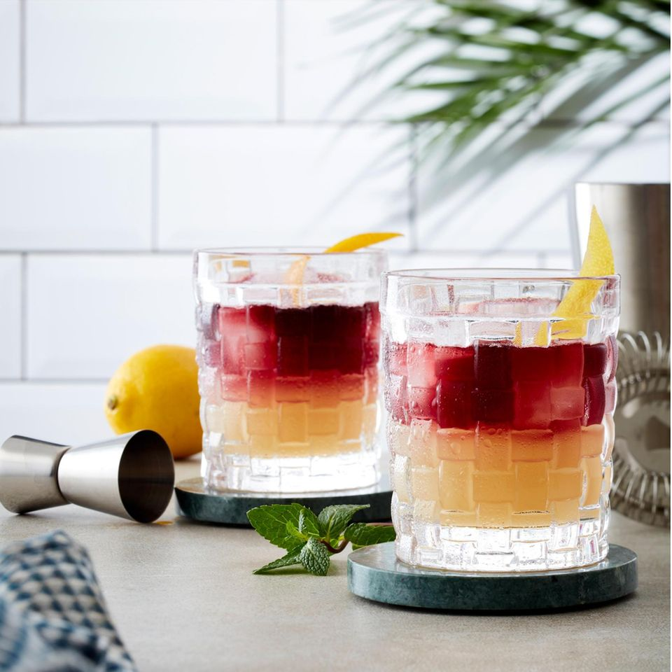 Cocktail New York Sour