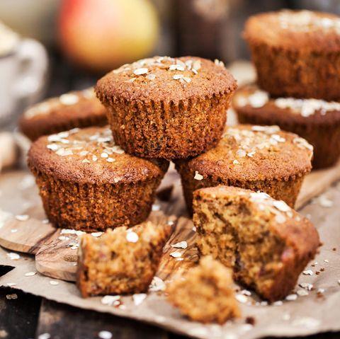 Gesund backen, Muffins