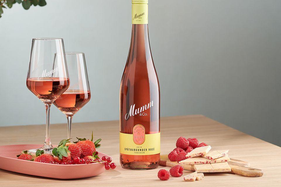 Gewinnspiel: Mumm Wein & Schokolade: eine sinnliche Genusskombination!