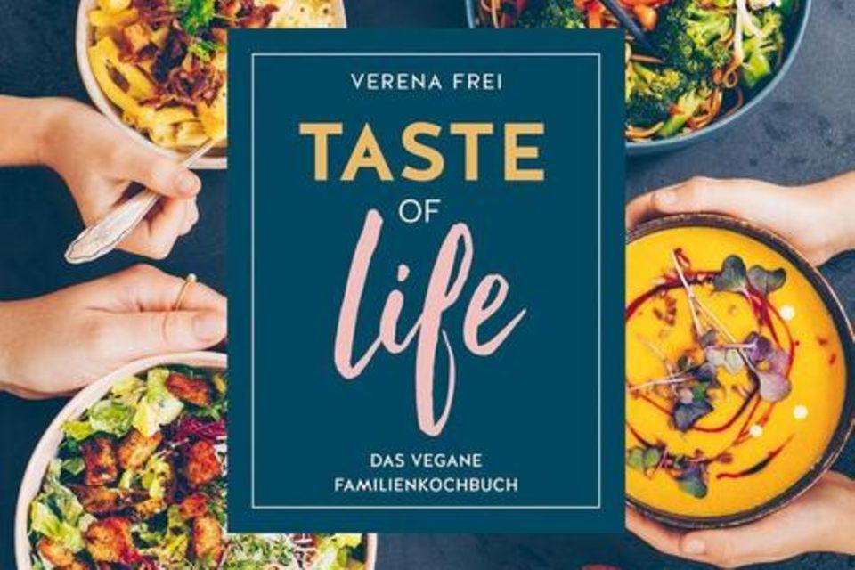 Veganes Kochbuch für die Familie