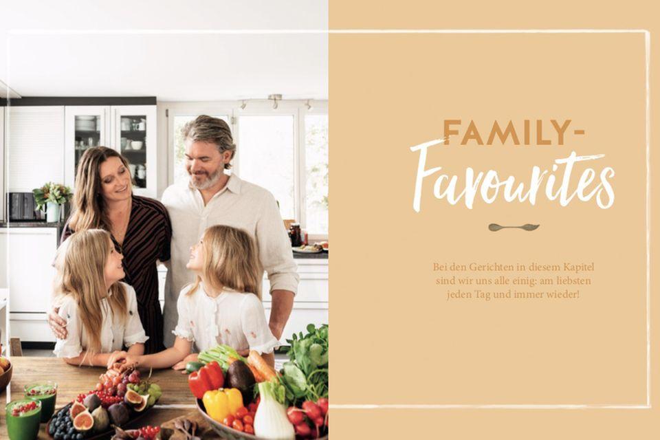 Vegan Kochen. Kochbuch für die ganz Familie