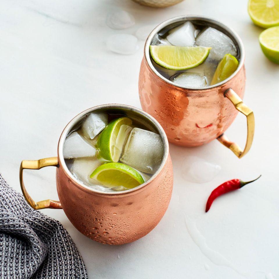 Spicy Mule