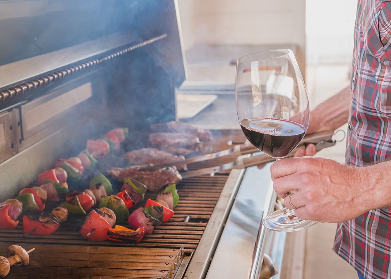 Gewinnspiel: BBQ & Wein – California Dreamin' im heimischen Garten
