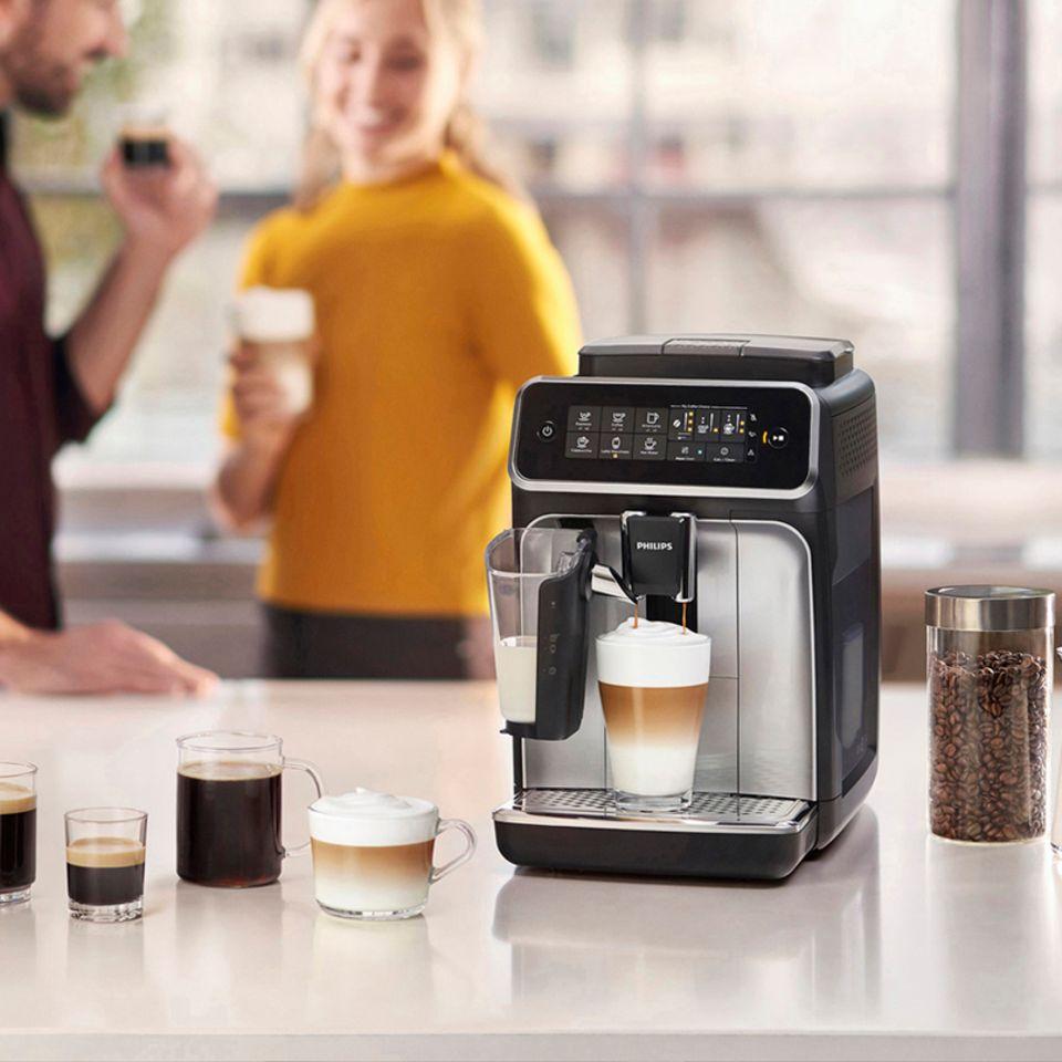 Kaffeevollautomaten Test & Vergleich 2021