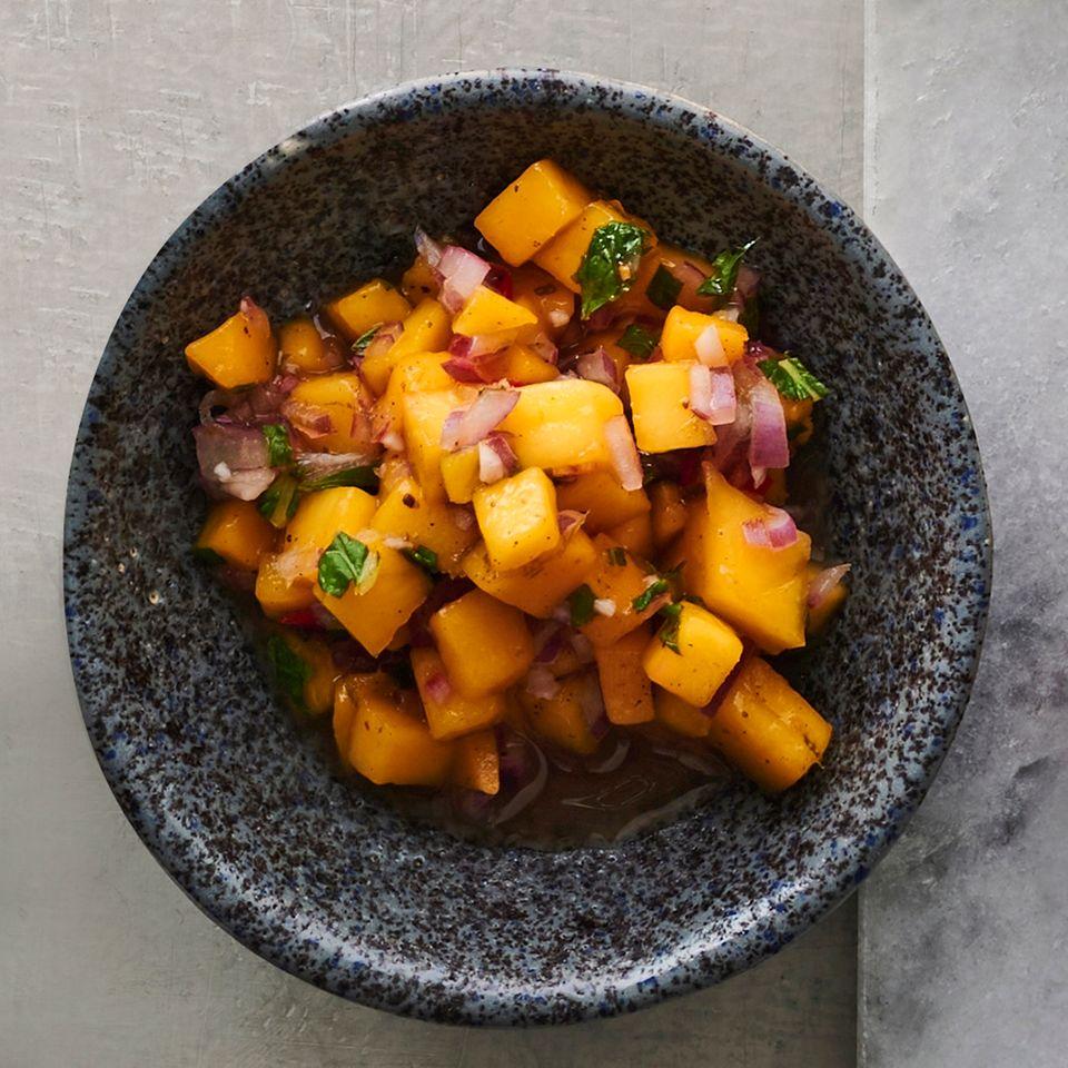 Mango-Minz-Sambal