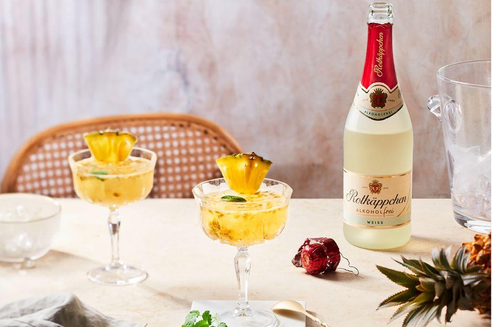 Gewinnspiel: Mit Rotkäppchen Sekt Alkoholfrei den Sommer genießen