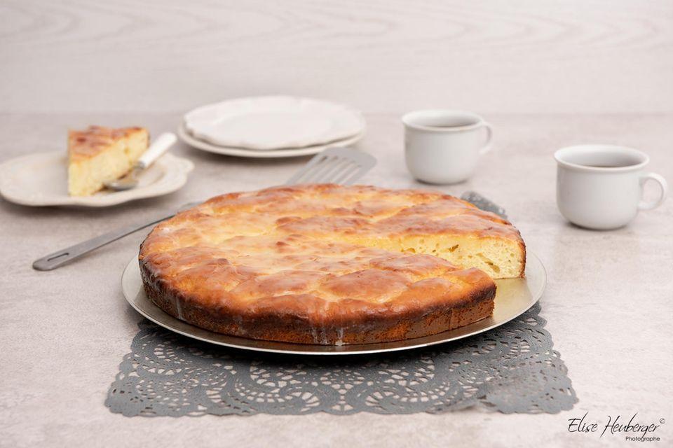 Kuchen von Goumoens