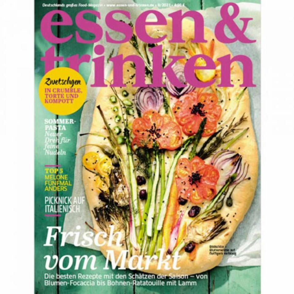 essen & trinken Cover 9 / 2021