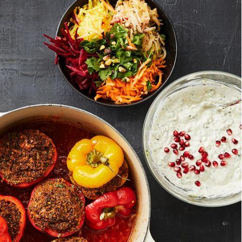 Möhren-Beten-Salat
