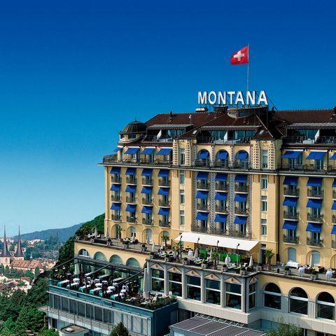 Herbstgewinnspiel 2021. Hauptgewinn: Art Deco Hotel Montana in Luzern