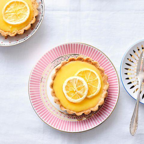 Kleine Zitronen-Tartelettes
