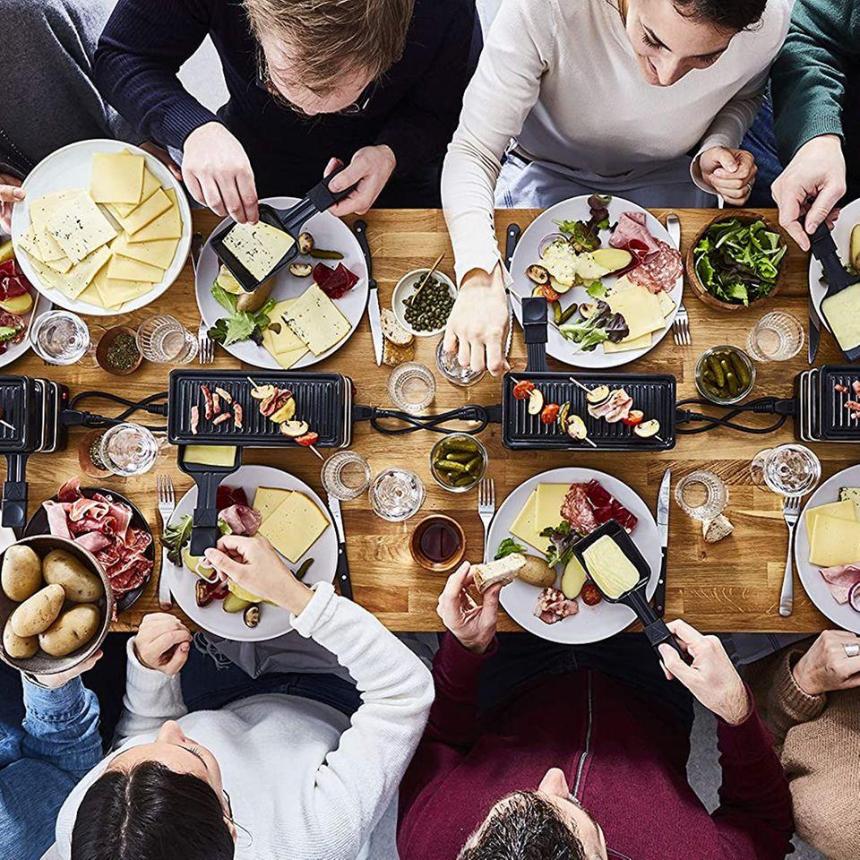 Raclette Test & Vergleich 2021